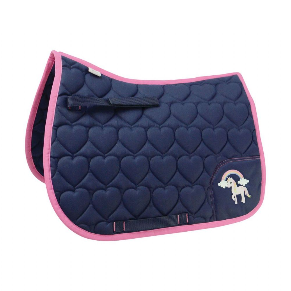 Little Unicorn Saddle Pad